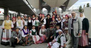 Lietuvos dainų šventė pristatyta Japonijoje