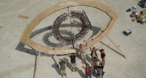 """Iš """"Burning Man"""" Nevadoje grįžę lietuviai: """"Jaučiamas virsmas bendruomenėje"""""""