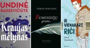 Išrinkite geriausią metų knygą: skelbiami išskirtiniausių kūrinių penketukai