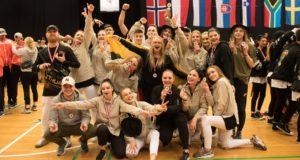 """""""Me Gusta"""" šokėjai – pasaulio čempionato bronzos medalininkai"""