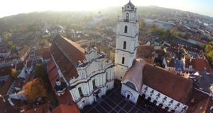 Vilniaus universitetas įsitvirtino regiono lyderių dvidešimtuke