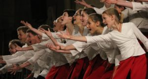 Pasaulyje garsaus vaikų chorų festivalio rengėjai pasirinko Vilnių