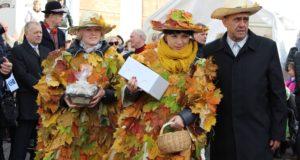 Telšiuose šurmuliavo tradicinė rudens gėrybių ir linksmybių šventė
