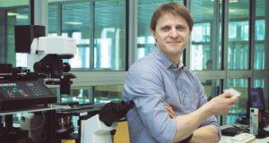 Vilniaus universiteto mokslininkas padės kurti žmogaus ląstelių atlasą