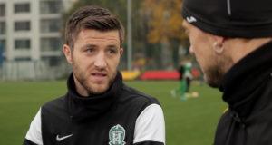 """Futbolininkas Mantas Kuklys: """"Sportas duoda impulsą gyvenimui"""""""