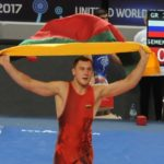 Mantas Knystautas iškovojo pasaulio jaunimo imtynių čempionato bronzą