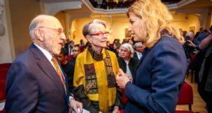 Vilniuje atidarytas pasaulinio garso dailininko Samuelio Bako muziejus