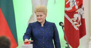 Likus 100 dienų, Prezidentė kviečia kūrybiškai ruoštis Lietuvos gimtadieniui