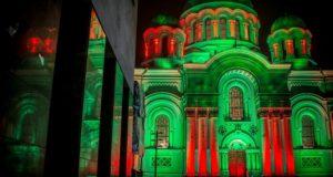 Į Kauną sugrįžo įspūdingas šviesų festivalis