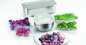 Keturios maisto šaldymo taisyklės