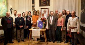 Inijai Trinkūnienei Indijos universitetas suteikė garbės daktarės vardą