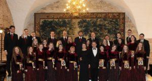 Savaitgalį devynis koncertus dovanos studentų chorų festivalis