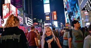 Niujorkas per keturias dienas