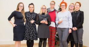 Apdovanotos versliausios moterys