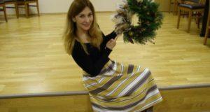 Kaip sukurti lietuvišką kalėdinį vainiką savo namams ir dovanoms