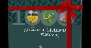 Šimtmečio Kalėdos su gražiausių Lietuvos vietovių fotografijų albumu