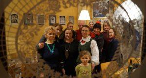 Kalėdų laukimas Vokietijoje – su lietuviškais karpiniais