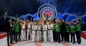 Trims lietuviams – pasaulio čempionų titulai
