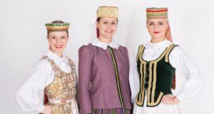 Ištyrė Lietuvos regionų tautinių kostiumų skirtumus