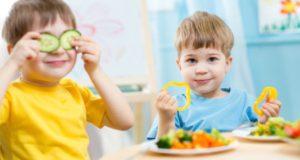 Po 17 metų keičiamos vaikams rekomenduojamos maistinių medžiagų normos
