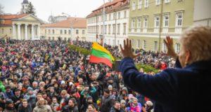 Pasveikinti Lietuvos 100-mečio proga atvyks garbingi svečiai