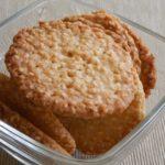 Sezamų sausainiai