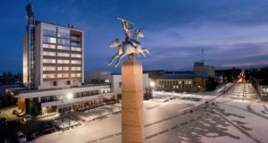 Marijampolė – jau skambanti 2018 metų Lietuvos kultūros sostinė