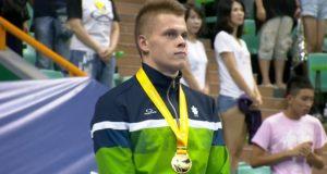 Plaukimo varžybose Belgijoje – 13 lietuvių medalių ir D. Rapšio Lietuvos rekordas