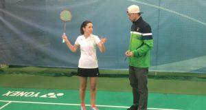 """Stipriausia Lietuvos badmintonininkė A. Stapušaitytė: """"Kol kiti norėdavo tiesiog pažaisti, aš norėjau būti pirma"""""""