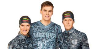 Žiemos olimpinėse žaidynėse lietuviai atrodys tarsi riteriai
