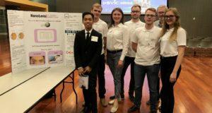 Silicio slėnyje Lietuvos studentų pristatyta idėja glaukomai gydyti sulaukė pripažinimo