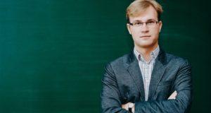 """Geografijos mokytojas M. Karanauskas: """"Mokyklos labai laukia jaunų mokytojų"""""""