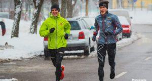 """Maratonininkas R. Kančys: """"Esu bėgęs ir termometrui rodant 25 laipsnius šalčio"""""""