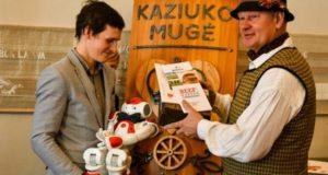 Šimtmečio Kaziuko mugėje – pamėgtos tradicijos ir netikėtos naujovės