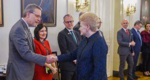 Vis daugiau JAV įmonių atranda Lietuvą