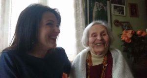 """100-metė Marcelė: """"Lietuva yra pačių sumaniausių žmonių kraštas"""""""