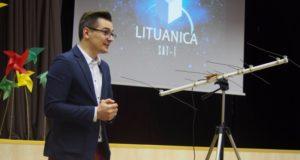 Lietuvos šimtmečio proga moksleiviai pirmą kartą bendraus su astronautais kosmose