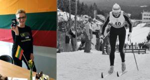 Olimpinio aukso medalio trisdešimtmetį V. Vencienė sutiko su Lietuvos Prezidentės dovanomis