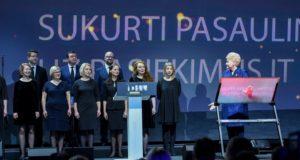 Išrinktos svarbiausios idėjos Lietuvai