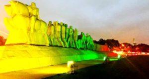 San Paulas Lietuvą sveikino ir bažnyčių varpais