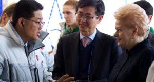 """Lietuva – pasaulio technologijų milžinės """"Samsung"""" akiratyje"""