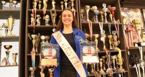 Brigita Biekšaitė – pasaulio linijinių šokių čempionė!