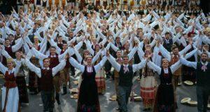 Pristatytos Lietuvos šimtmečio dainų šventės naujovės