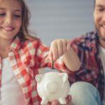 Kaip ugdyti vaiko finansinį raštingumą