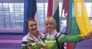 Iš Suomijos – su dviem bronzos medaliais