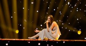 """Nacionalinės """"Eurovizijos"""" atrankos nugalėtoja Ieva šią pergalę sau išpranašavo dar vaikystėje"""