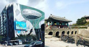 Stebinantys atradimai Pietų Korėjoje