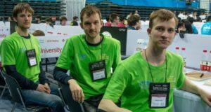 Lietuviai iškovojo Pasaulinės studentų programavimo olimpiados bronzą