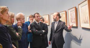 Lietuvių kūriniai pristatomi viename įžymiausių muziejų pasaulyje
