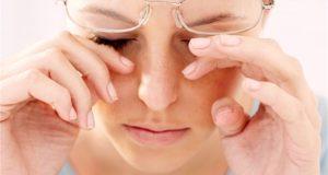 Kodėl sausėja ir peršti akys?